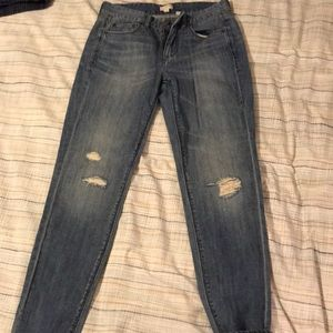 J. Crew Jeans - J. Crew boyfriend jeans